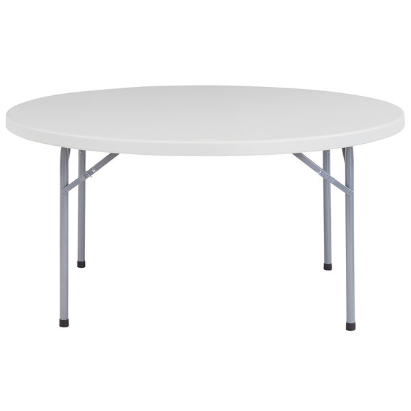 table rental, 60 inch round plastic