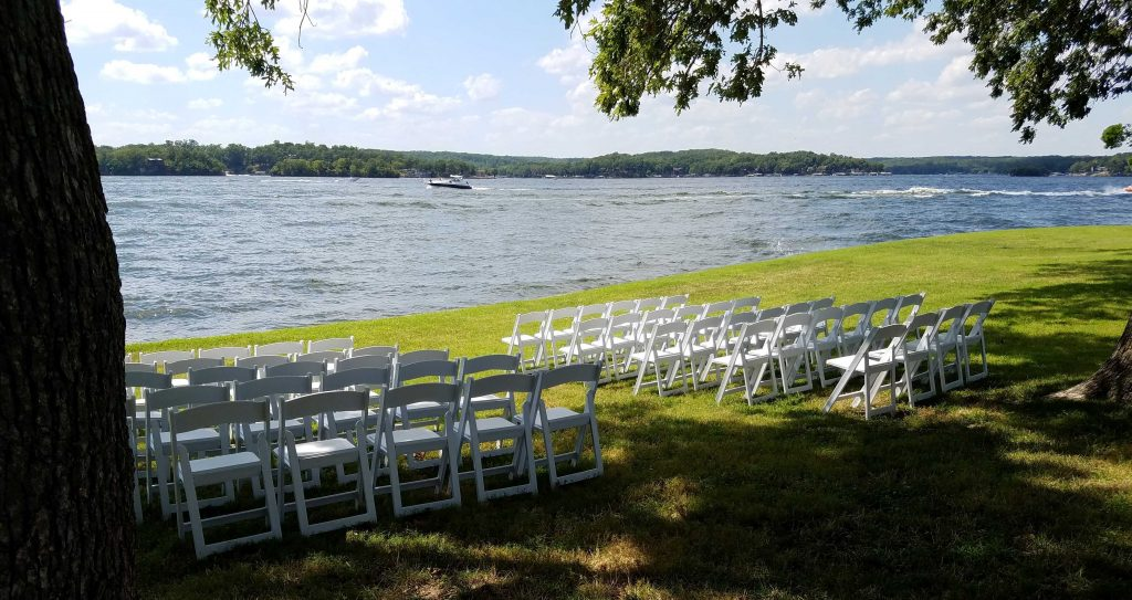 chair rental, lake of the ozarks, outdoors