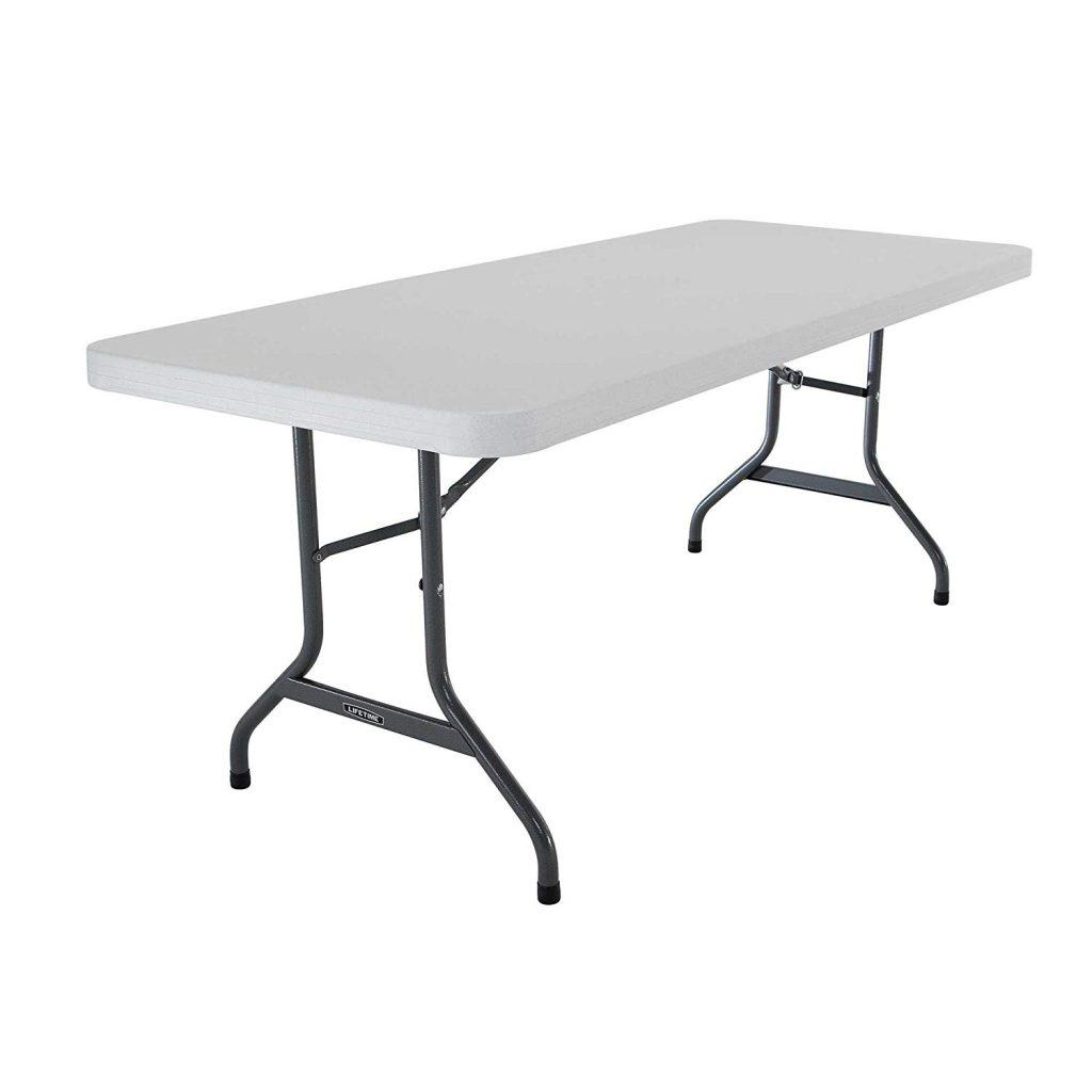 6 foot rectangular, table rental