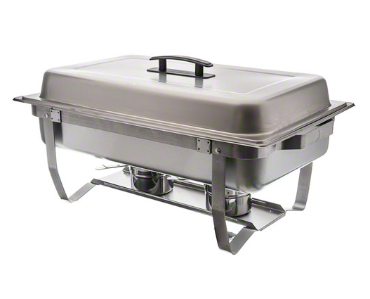 Chafing Dish for rent, food warmer for rent
